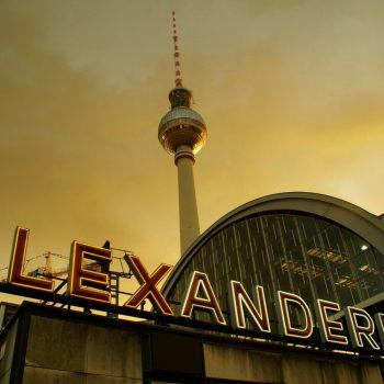 Berliner Alexanderplatz Berlin