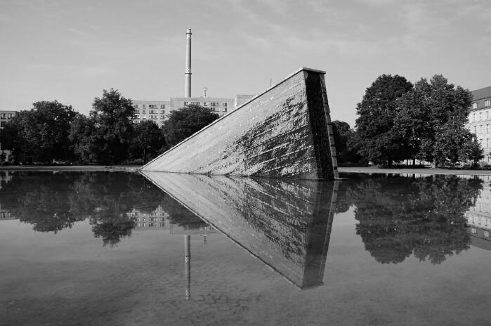 Foto Ron Kirchner Invalidenpark Berlin