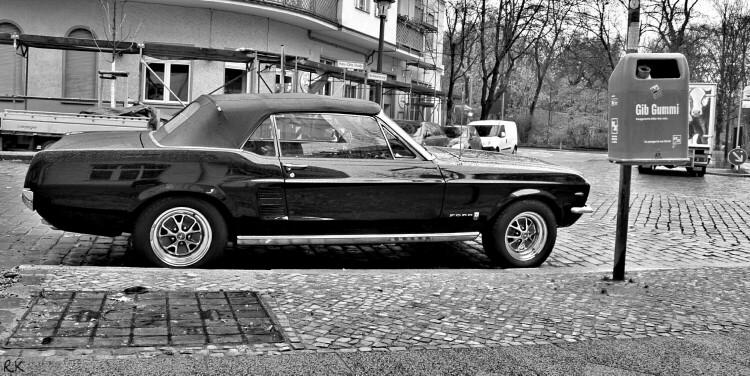 Mustang Berlin Ron Kirchner