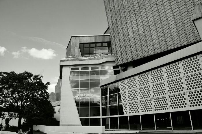 Philharmonie Berlin Ron Kirchner Foto